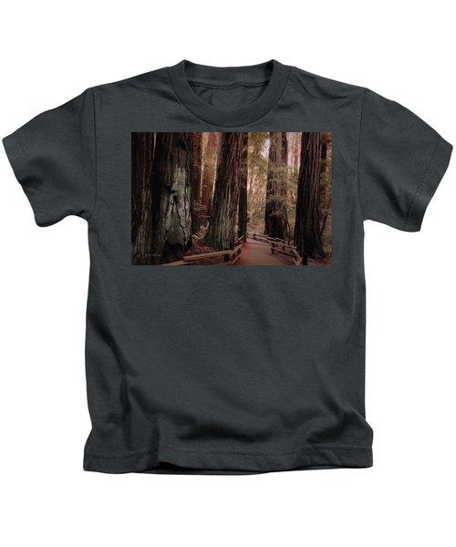 Quiet Walk Kids T-Shirt