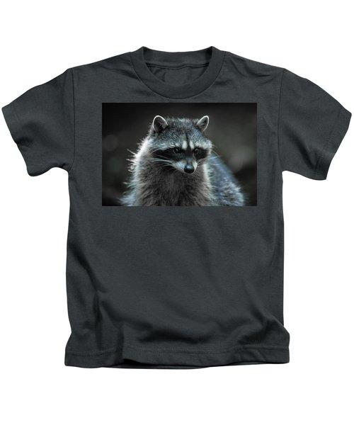 Raccoon 2 Kids T-Shirt