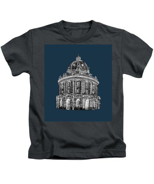 Radcliffe At Night Kids T-Shirt