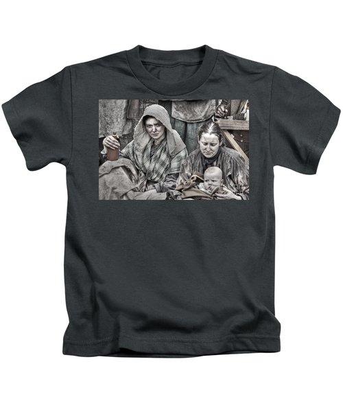 Ragged Victorians 8 Kids T-Shirt