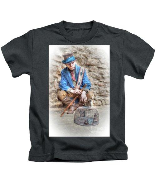 Ragged Victorians - The Rat Catcher Kids T-Shirt