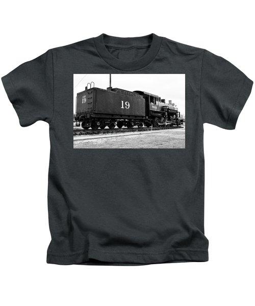 Railway Engine In Frisco Kids T-Shirt