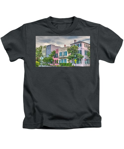 Rainbow Row II Kids T-Shirt