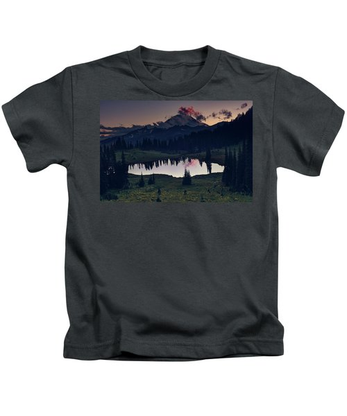 Rainier Color Kids T-Shirt
