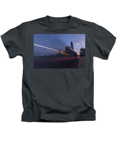 Rapid Transit Kids T-Shirt