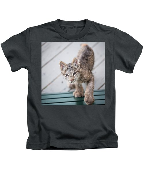 Does Click Mean Edible Kids T-Shirt