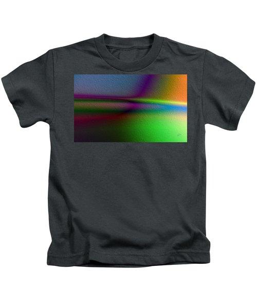 Rayos Tranquilos Kids T-Shirt