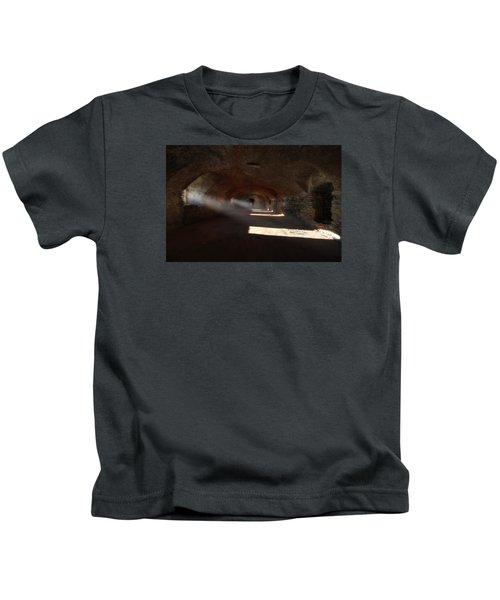 Rays Of Light - Raggi Di Luce Kids T-Shirt