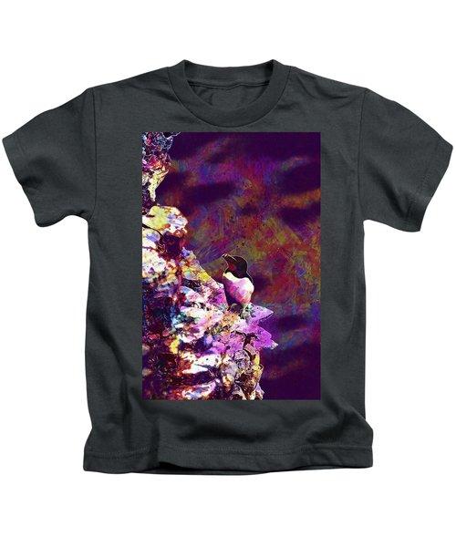 Razorbill Bird Wildlife Animal  Kids T-Shirt