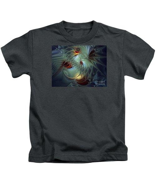 Reach For The Moon Kids T-Shirt