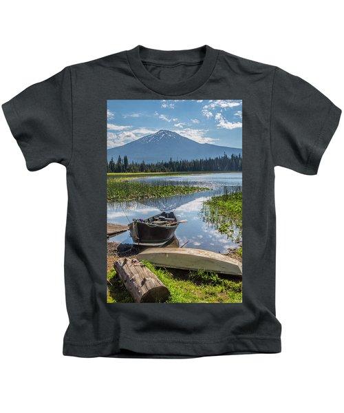 Ready To Fish Kids T-Shirt
