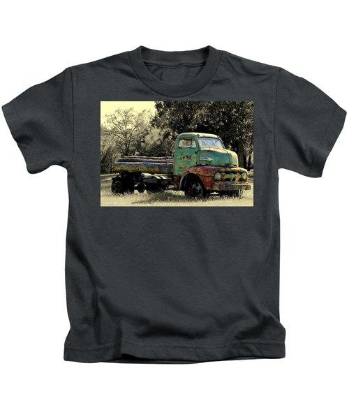 Ready To Ride Kids T-Shirt