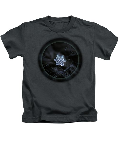 Real Snowflake - 2017-12-07 1 Kids T-Shirt