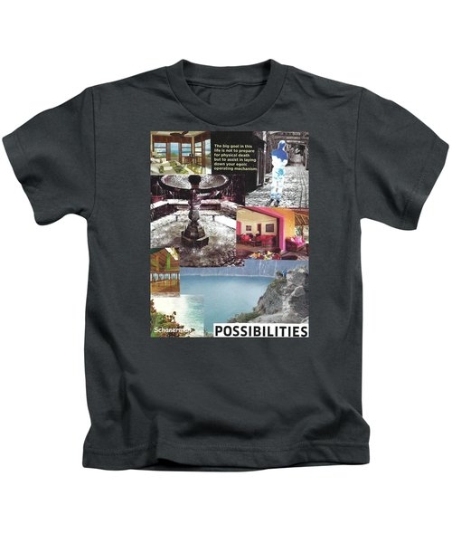 Realms Of Possibility Kids T-Shirt