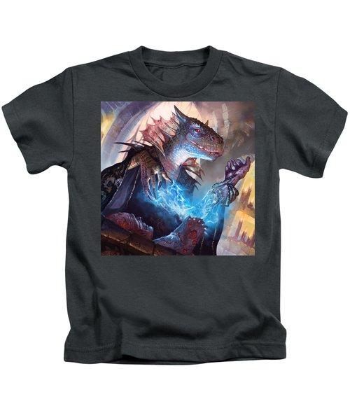 Reconstruct Servant Kids T-Shirt