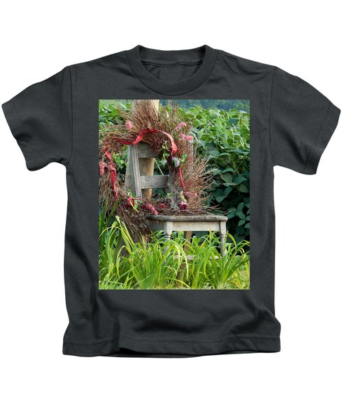 Recycled Welcome Kids T-Shirt