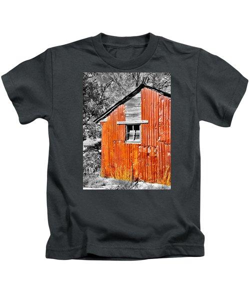 Red Armor Kids T-Shirt