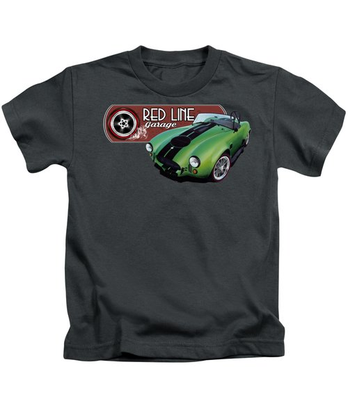 Red Line Cobra Kids T-Shirt
