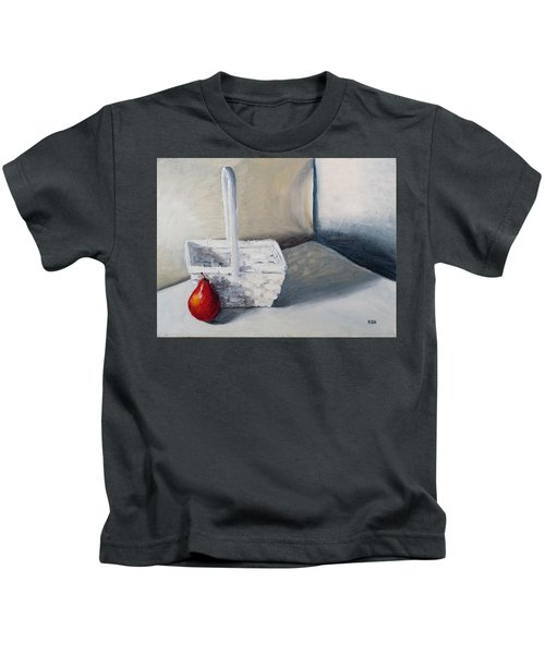 Red Pear Kids T-Shirt