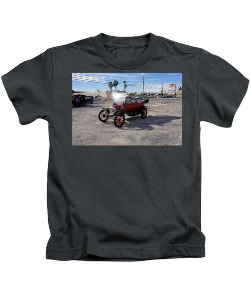 Red Roadster Kids T-Shirt