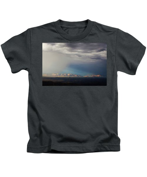 Red Rock Monsoon Kids T-Shirt