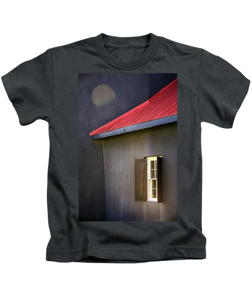 Red Roof Kids T-Shirt