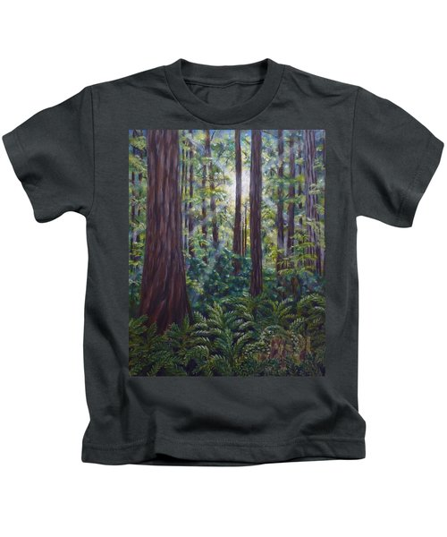 Redwoods Kids T-Shirt