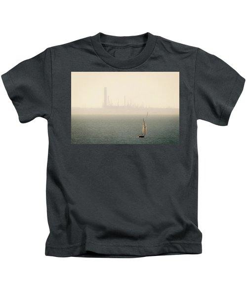 Refined Mists Kids T-Shirt