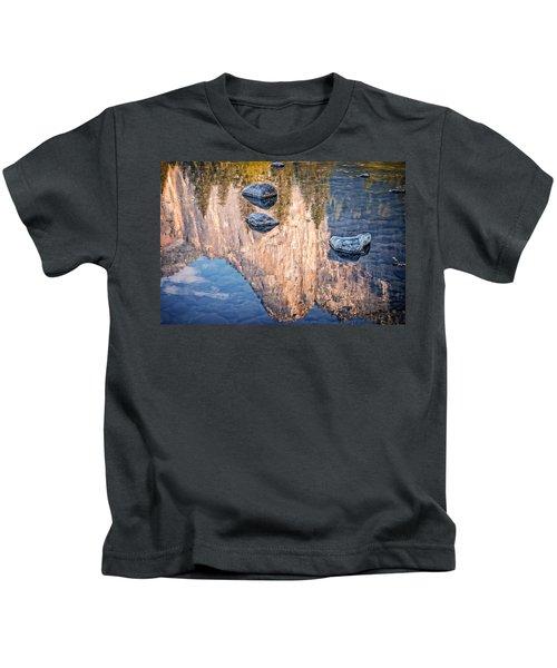 Reflected Majesty Kids T-Shirt
