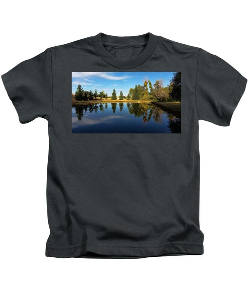 Reflections Of Life Kids T-Shirt