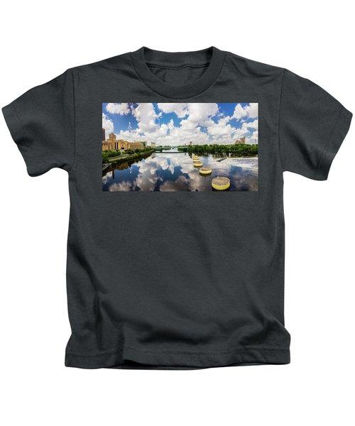 Reflections Of Minneapolis Kids T-Shirt