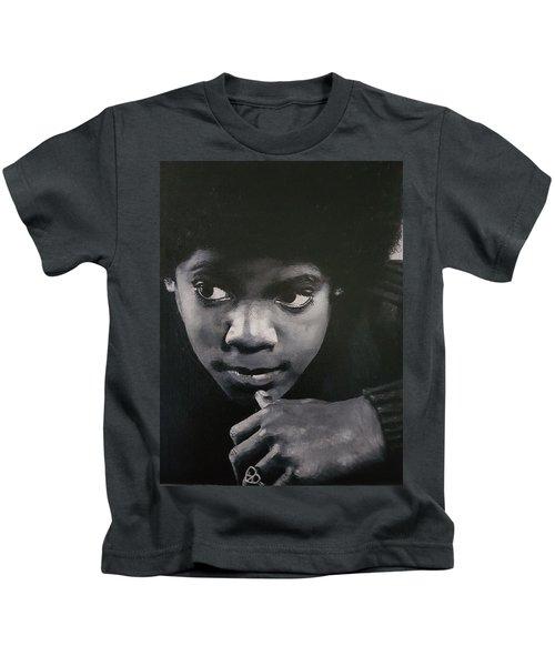 Reflective Mood  Kids T-Shirt