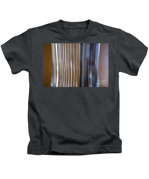 Refraction In Glass Kids T-Shirt