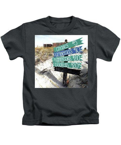 Relax For Twenty Kids T-Shirt