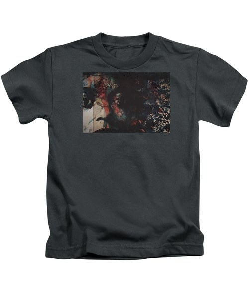 Remember Me Kids T-Shirt by Paul Lovering