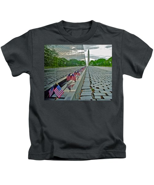 Remembrance Of Patriotism Kids T-Shirt