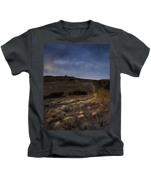 Reno Sunset Kids T-Shirt