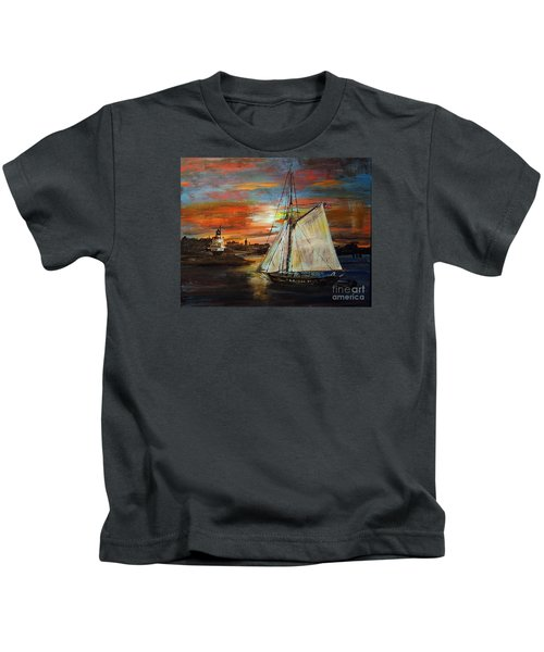 Returning Home Kids T-Shirt