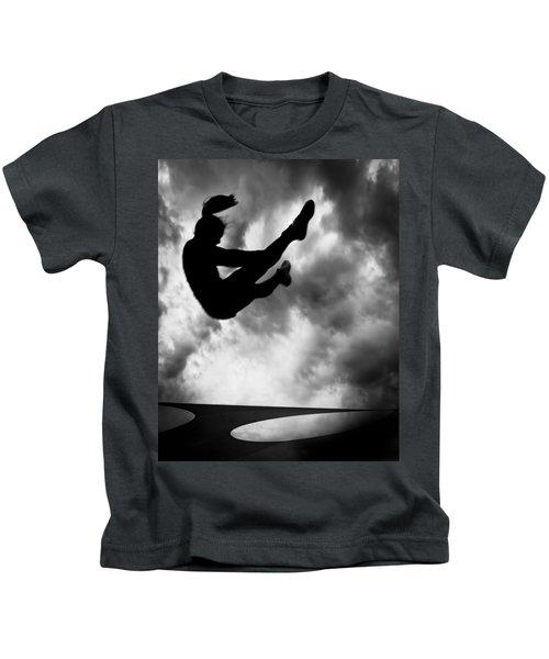 Returning To Earth Kids T-Shirt
