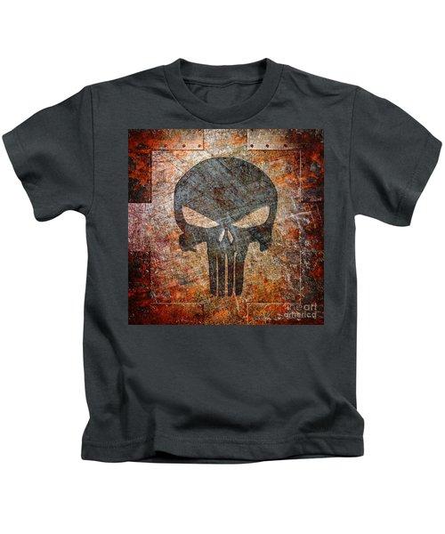 Revenge Will Be Mine Kids T-Shirt