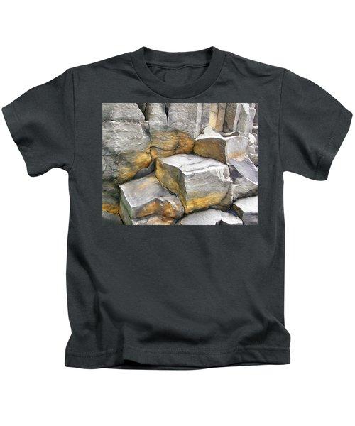 Reynisfjara Beach Kids T-Shirt