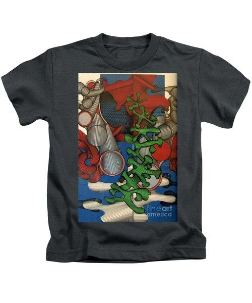 Rfb0107 Kids T-Shirt