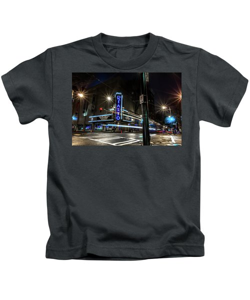 Rialto Theater Kids T-Shirt