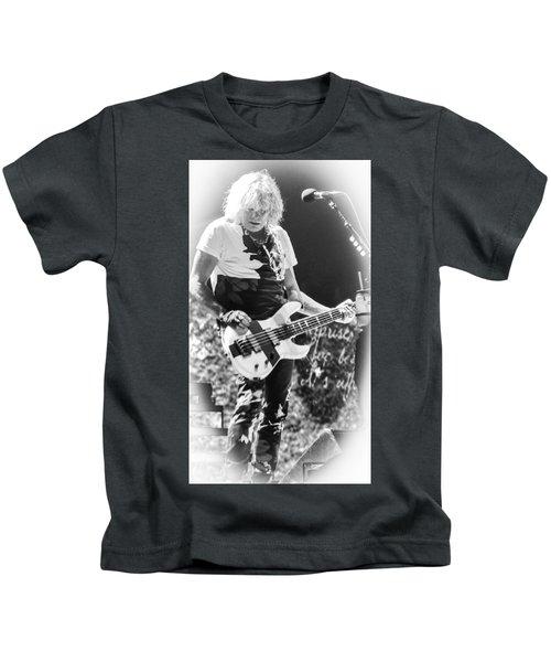 Ric Savage Kids T-Shirt by Luisa Gatti