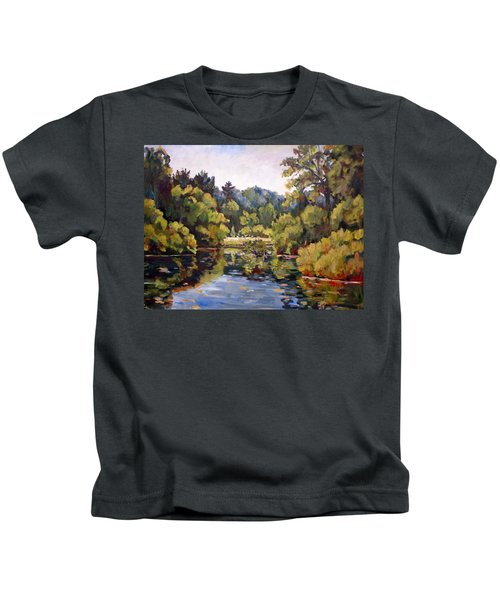 Richard's Pond Kids T-Shirt