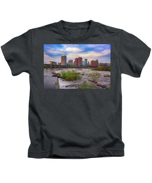 Richmond Skyline Kids T-Shirt