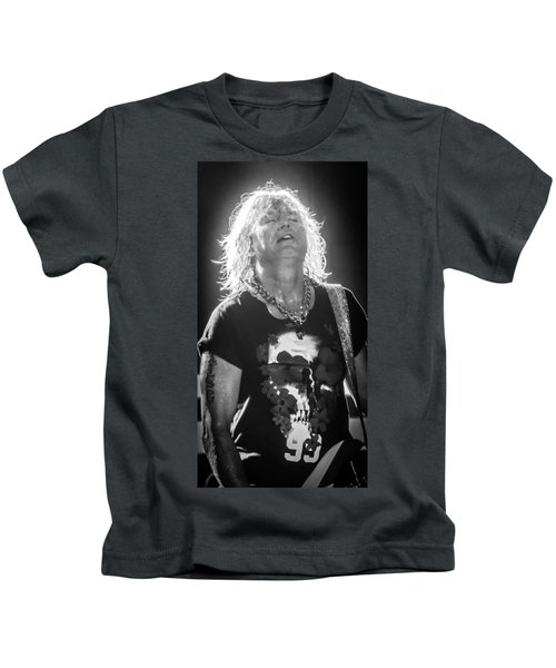 Rick Savage Kids T-Shirt by Luisa Gatti