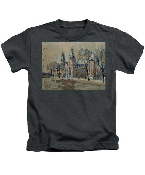 Rijksmuseum Just After The Rain Kids T-Shirt