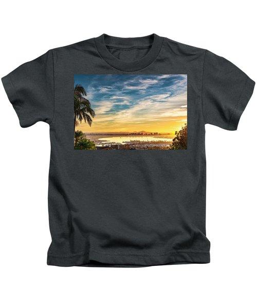 Rise And Shine Kids T-Shirt