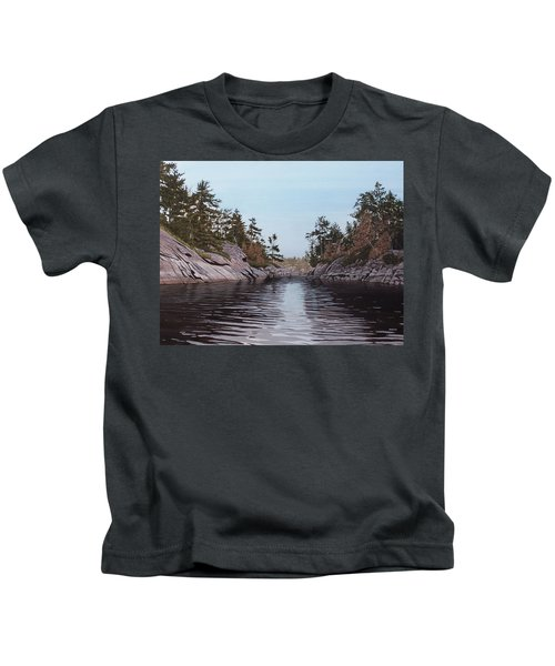 River Narrows Kids T-Shirt